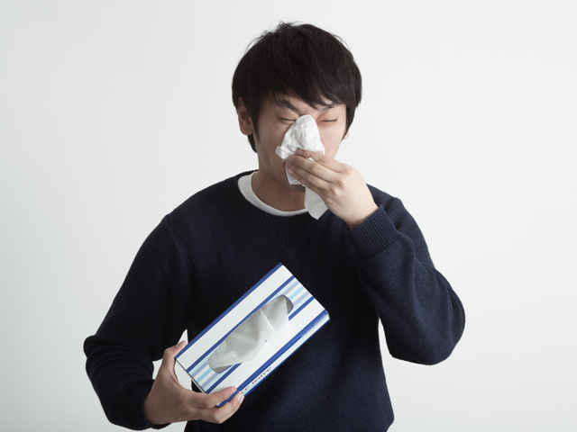 鼻水 が 止まら ない 風邪