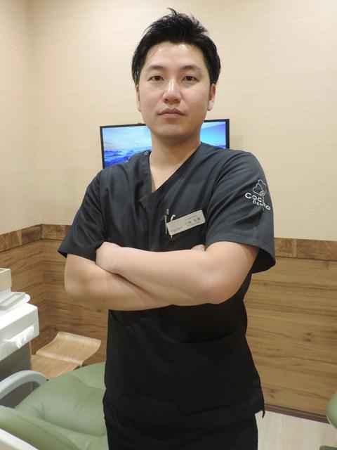 小林 弘樹 歯科医師 ココロデンタル 院長